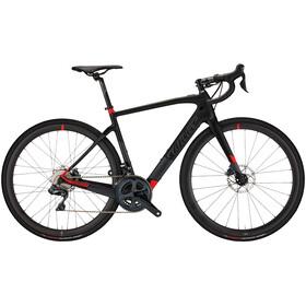 Wilier Cento 1 Hybrid Ultegra 1x11, black/red